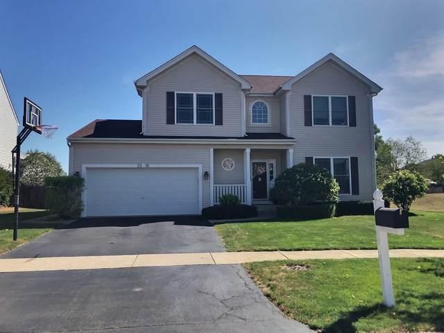 3318 Worthington Lane, Lake In The Hills, IL 60156 (MLS #10887696) :: John Lyons Real Estate