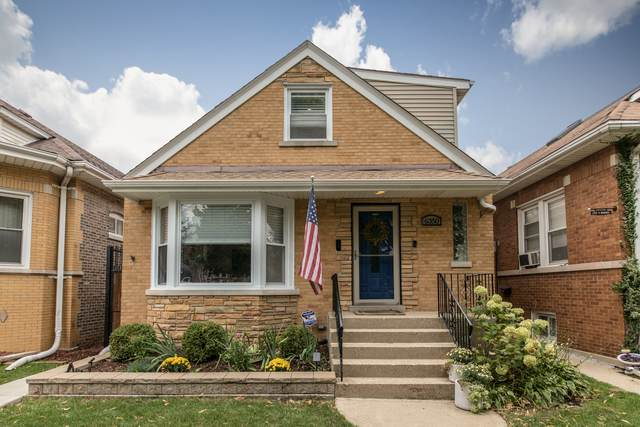6350 N Merrimac Avenue, Chicago, IL 60646 (MLS #10887789) :: Helen Oliveri Real Estate