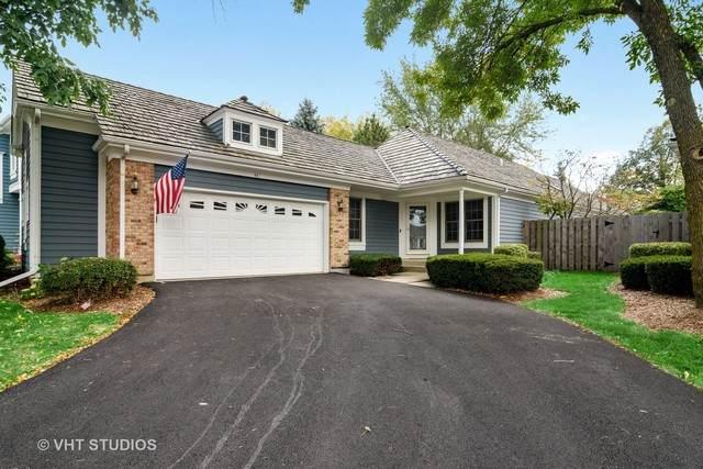 447 Park Barrington Drive, Barrington, IL 60010 (MLS #10887975) :: John Lyons Real Estate