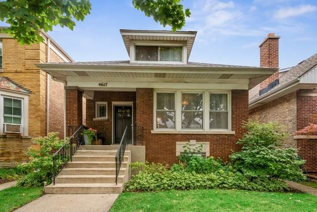 4617 N Kostner Avenue, Chicago, IL 60630 (MLS #10888139) :: Property Consultants Realty