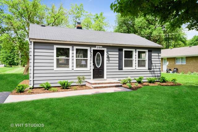 108 Babcock Street, Elburn, IL 60119 (MLS #10888154) :: John Lyons Real Estate