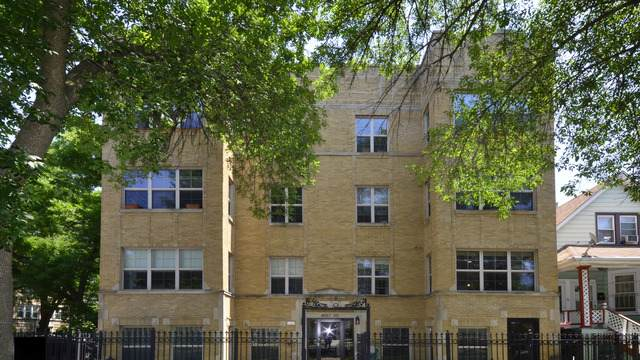 4055 N Central Park Avenue #1, Chicago, IL 60618 (MLS #10888216) :: Property Consultants Realty