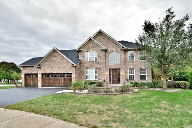 464 Bellar Court, North Aurora, IL 60542 (MLS #10888475) :: John Lyons Real Estate