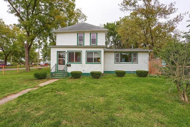 201 S Elm Street, Loda, IL 60948 (MLS #10888533) :: BN Homes Group