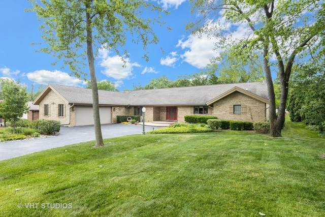 16625 S Spaniel Drive, Homer Glen, IL 60491 (MLS #10888546) :: John Lyons Real Estate