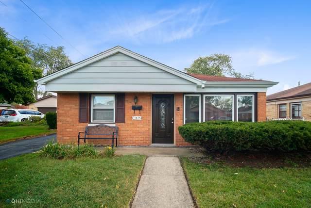 11613 S Harry J Rogowski Drive, Merrionette Park, IL 60803 (MLS #10888614) :: BN Homes Group