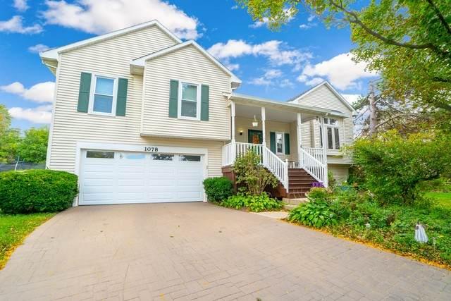 1078 Rain Tree Drive, Bolingbrook, IL 60440 (MLS #10888616) :: John Lyons Real Estate