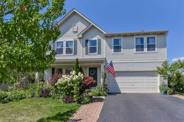 14318 Jefferson Avenue, Plainfield, IL 60544 (MLS #10888929) :: Property Consultants Realty