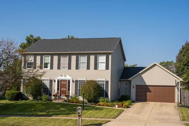 605 Wesley Avenue, Savoy, IL 61874 (MLS #10888966) :: Angela Walker Homes Real Estate Group