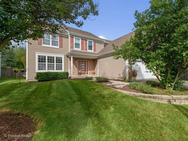 3030 Savannah Drive, Aurora, IL 60502 (MLS #10889216) :: John Lyons Real Estate