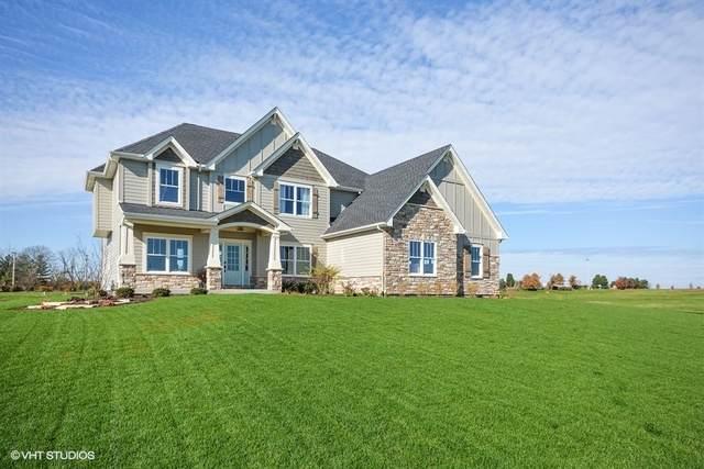 5023 Carpenter Avenue, Oswego, IL 60543 (MLS #10889462) :: Janet Jurich