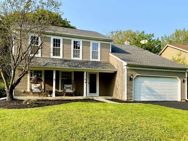 719 Old Hunt Road, Fox River Grove, IL 60021 (MLS #10889489) :: Lewke Partners