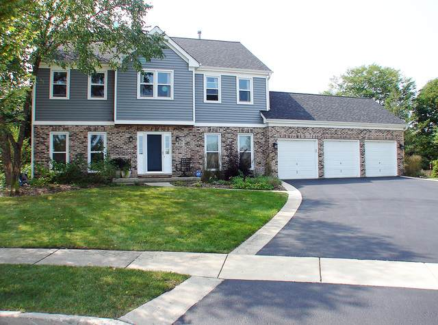 821 Salceda Drive, Mundelein, IL 60060 (MLS #10889551) :: Schoon Family Group
