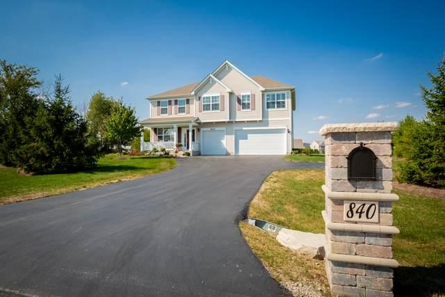 840 N Deerpath Road, North Aurora, IL 60542 (MLS #10889578) :: John Lyons Real Estate