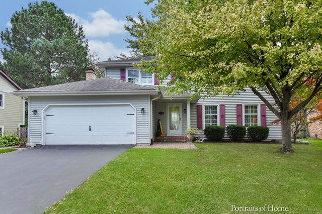 960 Creekside Circle, Naperville, IL 60563 (MLS #10889618) :: John Lyons Real Estate