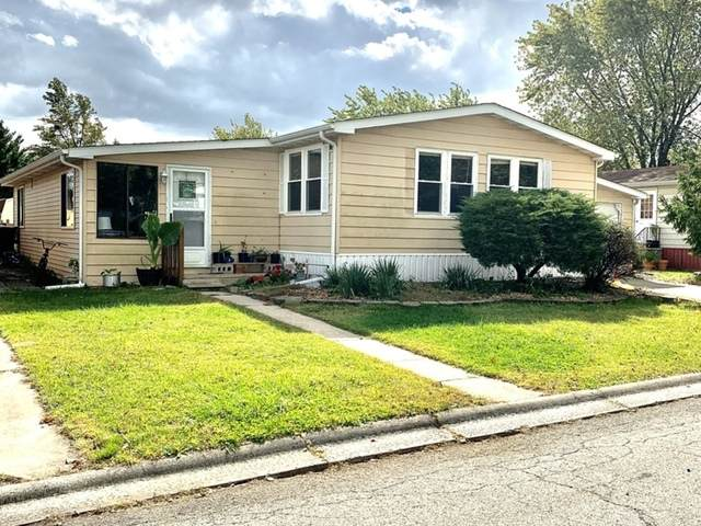 94 Candlegate Circle Circle, Matteson, IL 60443 (MLS #10889665) :: Littlefield Group