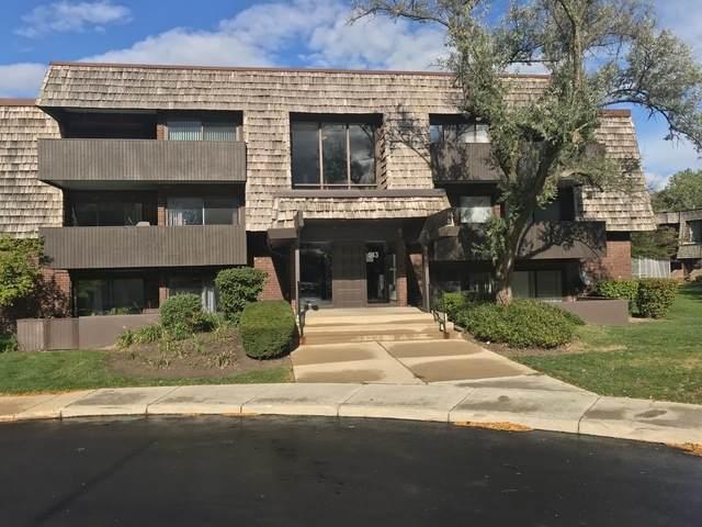 513 Timber Ridge Drive 107A, Carol Stream, IL 60188 (MLS #10890493) :: Littlefield Group