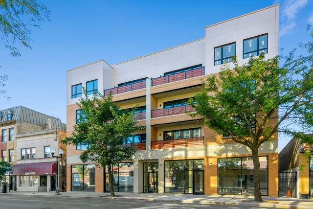 4024 N Lincoln Avenue 4D, Chicago, IL 60618 (MLS #10890534) :: Suburban Life Realty