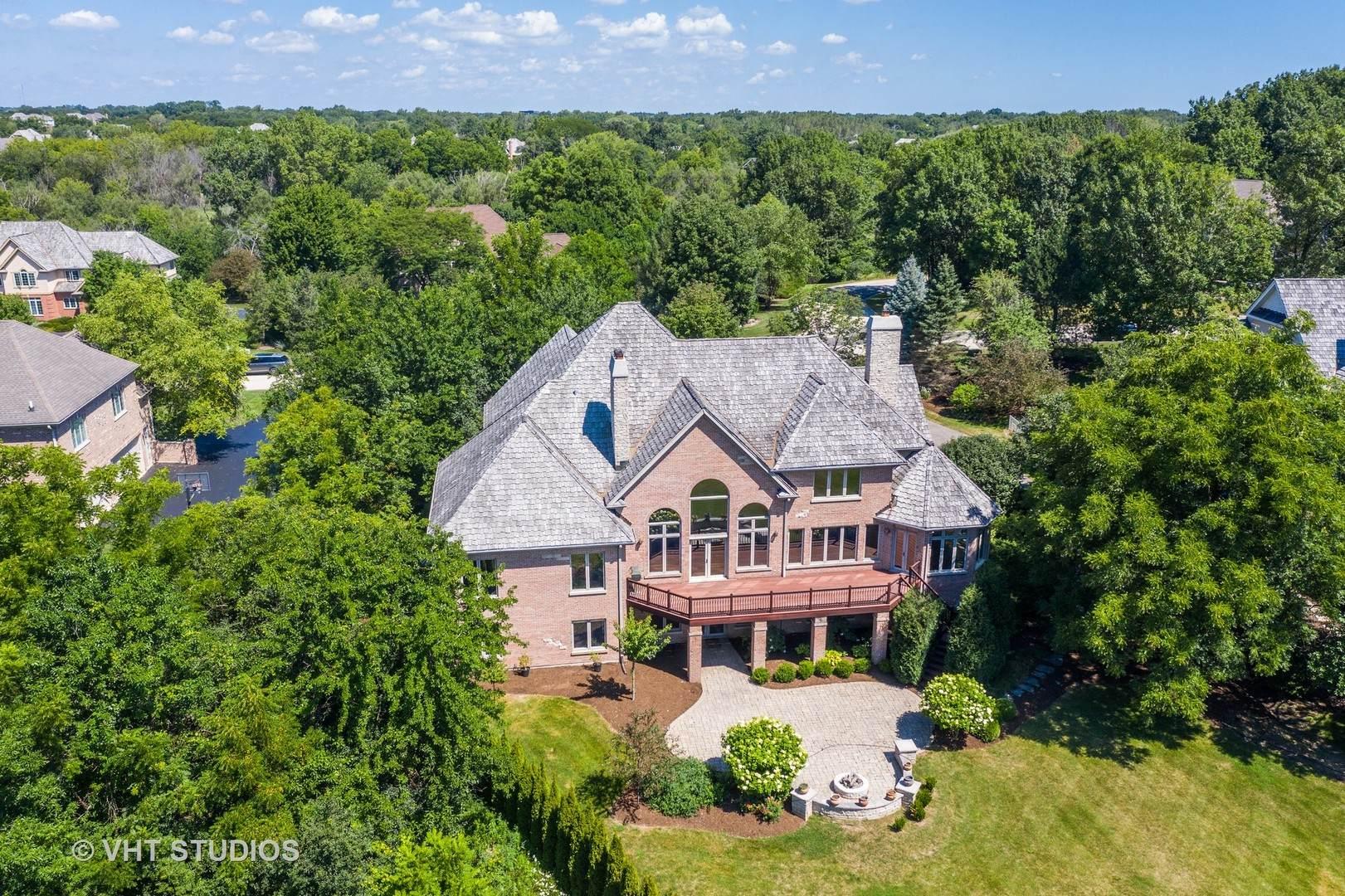 20817 W High Ridge Drive, Kildeer, IL 60047 (MLS #10890540) :: Helen Oliveri Real Estate