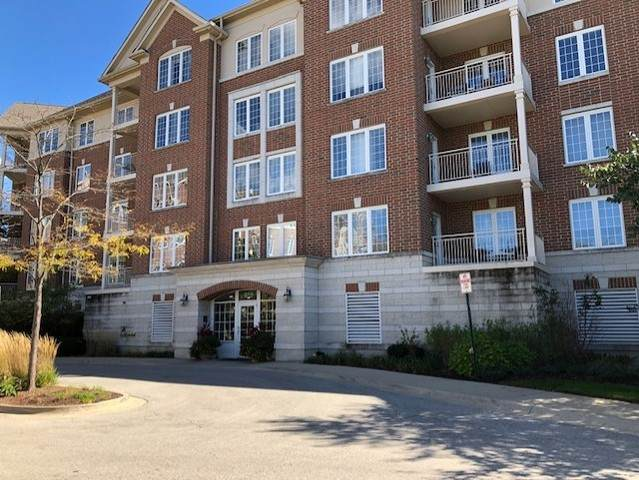 610 Robert York Avenue #209, Deerfield, IL 60015 (MLS #10890568) :: John Lyons Real Estate