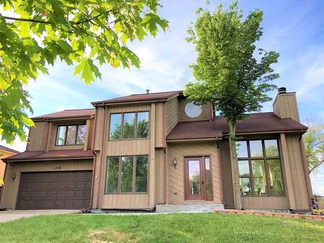 1258 Golf View Drive, Woodridge, IL 60517 (MLS #10890848) :: John Lyons Real Estate