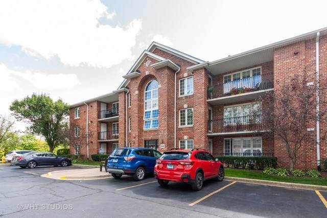 5649 S Cass Avenue #106, Westmont, IL 60559 (MLS #10891111) :: The Wexler Group at Keller Williams Preferred Realty