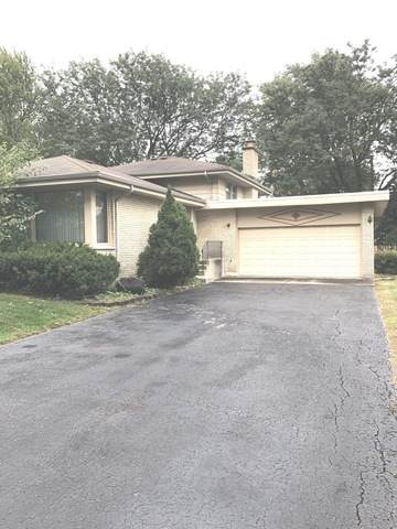 6851 W Park Lane Drive, Palos Heights, IL 60463 (MLS #10891174) :: The Wexler Group at Keller Williams Preferred Realty
