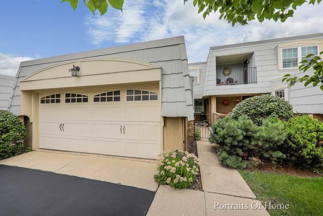 675 Versailles Circle D, Elk Grove Village, IL 60007 (MLS #10891389) :: Jacqui Miller Homes