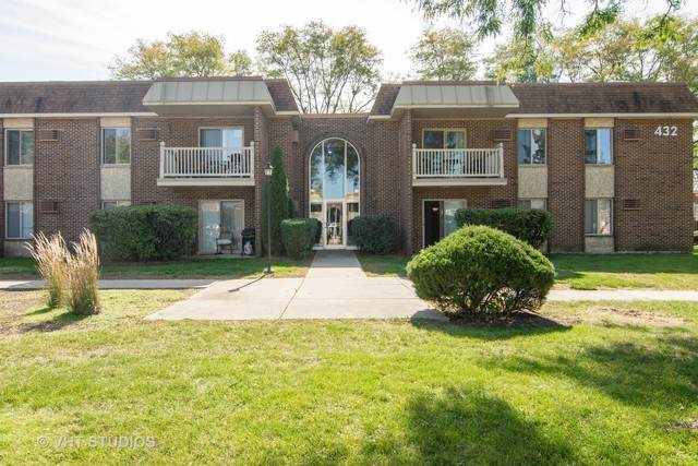 432 N Wilke Road #106, Palatine, IL 60074 (MLS #10891401) :: Helen Oliveri Real Estate