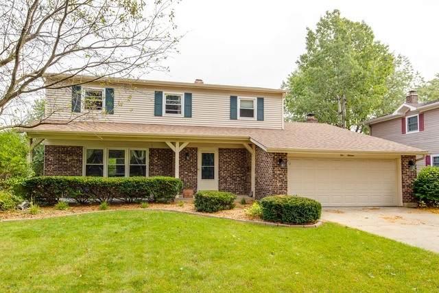 1016 Michaels Lane, Libertyville, IL 60048 (MLS #10891510) :: John Lyons Real Estate