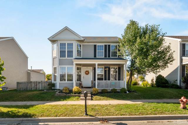 407 Reagan Drive, Oswego, IL 60543 (MLS #10891533) :: BN Homes Group