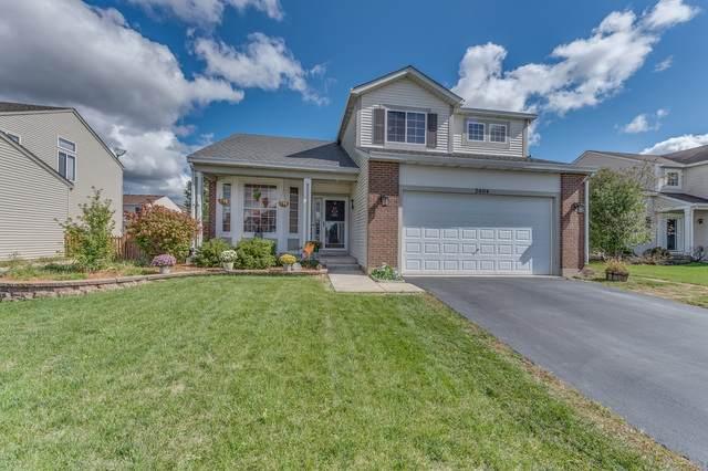 2804 Arches Drive, Plainfield, IL 60585 (MLS #10891619) :: John Lyons Real Estate