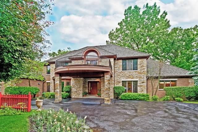 13535 Lucky Lake Drive, Lake Forest, IL 60045 (MLS #10891828) :: John Lyons Real Estate