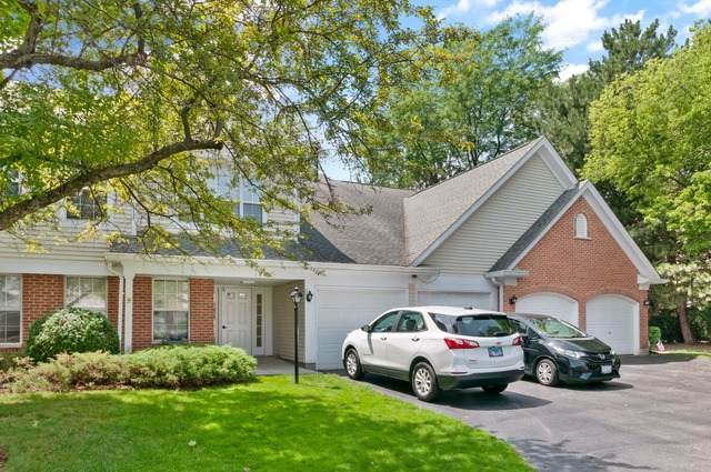 1406 Plum Court B, Mount Prospect, IL 60056 (MLS #10891977) :: John Lyons Real Estate