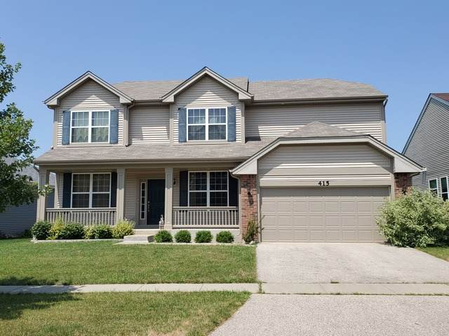 415 Minuet Circle, Volo, IL 60073 (MLS #10892042) :: Lewke Partners