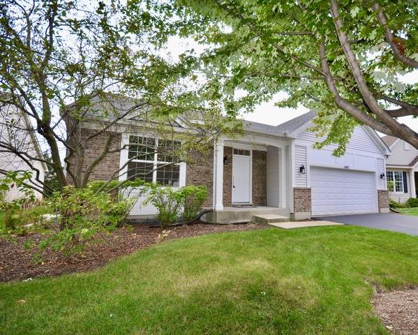 1487 W Flint Lane, Romeoville, IL 60446 (MLS #10892221) :: John Lyons Real Estate