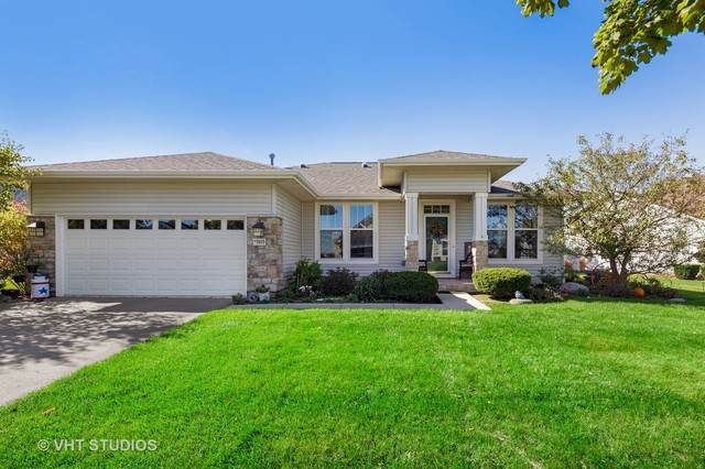 12645 Birdie Drive, Huntley, IL 60142 (MLS #10892493) :: Helen Oliveri Real Estate