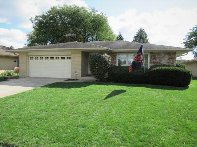 1805 E Seminole Lane, Mount Prospect, IL 60056 (MLS #10892707) :: Helen Oliveri Real Estate