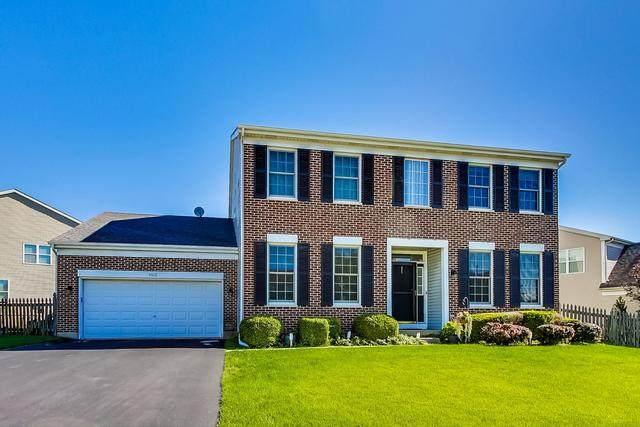 1605 S Falcon Drive, Libertyville, IL 60048 (MLS #10892787) :: John Lyons Real Estate