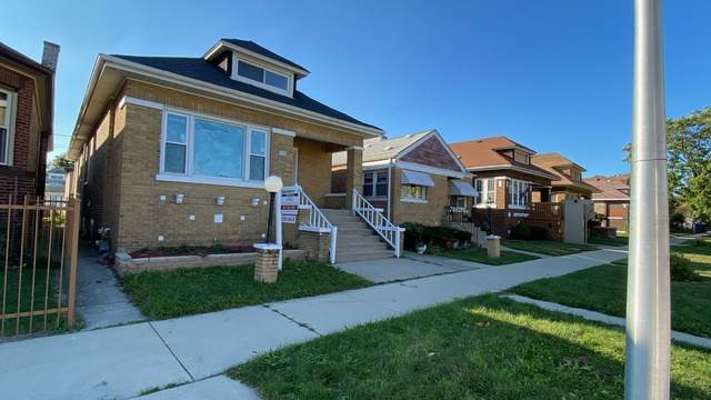 9134 S Ellis Avenue, Chicago, IL 60619 (MLS #10892980) :: Suburban Life Realty
