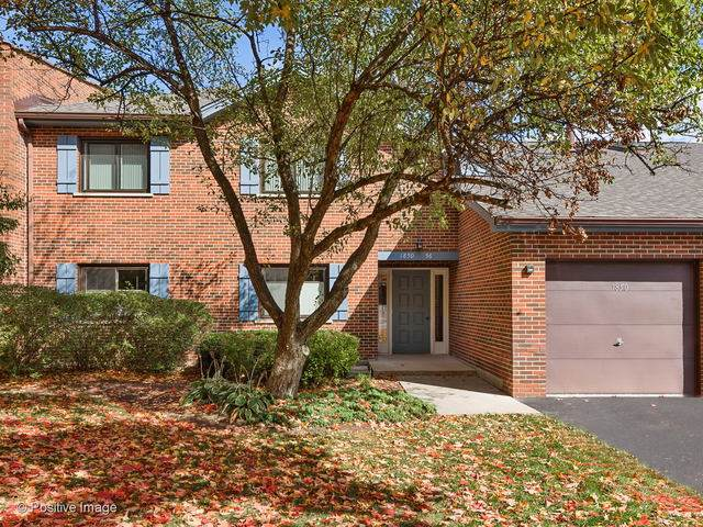 1856 Portsmouth Drive 7-5D, Lisle, IL 60532 (MLS #10892993) :: John Lyons Real Estate