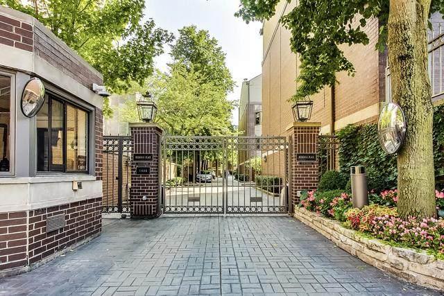 55 W Goethe Street #1249, Chicago, IL 60610 (MLS #10893028) :: John Lyons Real Estate