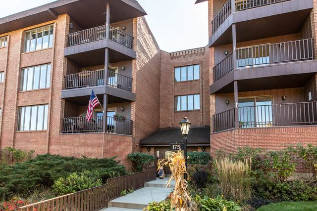 175 Boardwalk Place #104, Park Ridge, IL 60068 (MLS #10893287) :: The Wexler Group at Keller Williams Preferred Realty