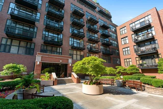 333 W Hubbard Street #306, Chicago, IL 60610 (MLS #10893386) :: John Lyons Real Estate