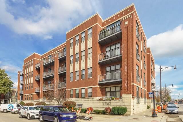 4011 N Francisco Avenue #104, Chicago, IL 60618 (MLS #10893411) :: Helen Oliveri Real Estate