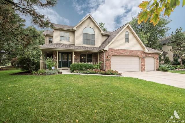 16707 S Blackfoot Drive, Lockport, IL 60441 (MLS #10893599) :: John Lyons Real Estate