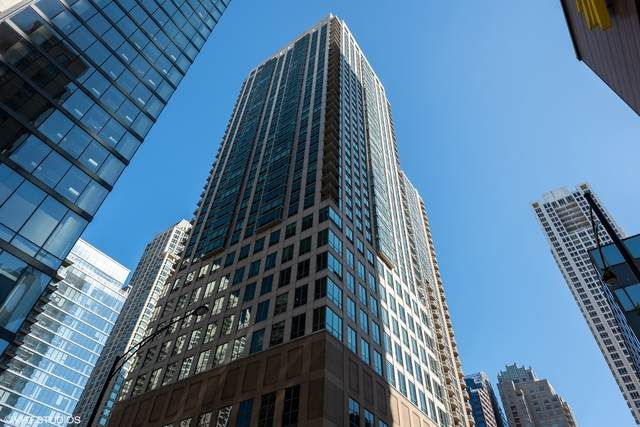2 E Erie Street #2809, Chicago, IL 60611 (MLS #10894096) :: BN Homes Group