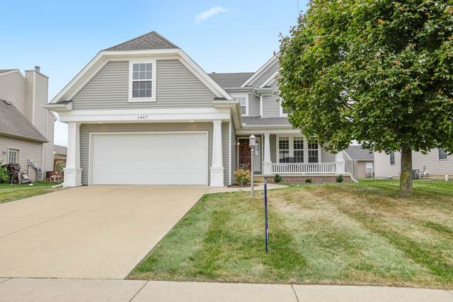 1407 Peppermill Lane, Champaign, IL 61822 (MLS #10894397) :: Lewke Partners
