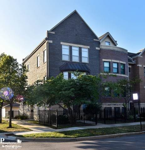 4160 S Drexel Boulevard, Chicago, IL 60653 (MLS #10894576) :: Littlefield Group