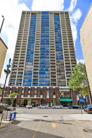 1636 N Wells Street #2314, Chicago, IL 60614 (MLS #10894629) :: BN Homes Group